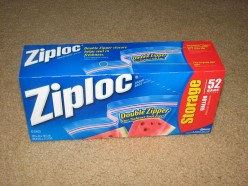 10 Ways to use Ziploc Bags