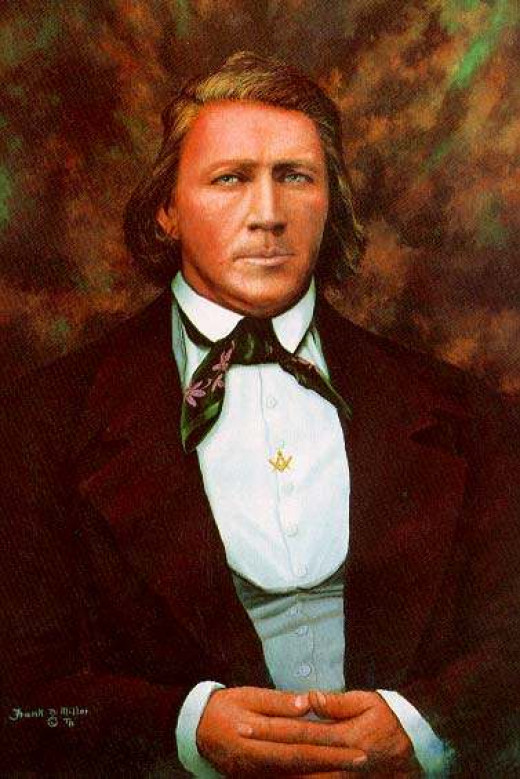 Brigham Young about 1850