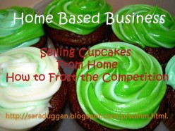Selling Cupcakes From Home - How to Frost the Competition