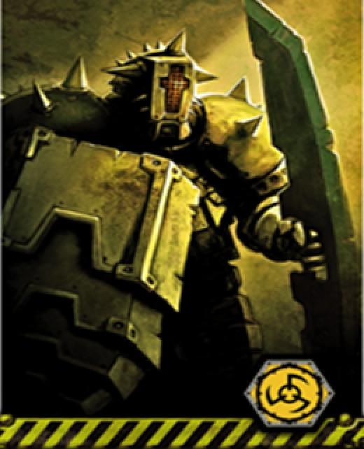 """The Hegemony """"Gladiator"""""""