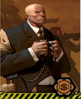 """Vegas """"Bodyguard"""""""
