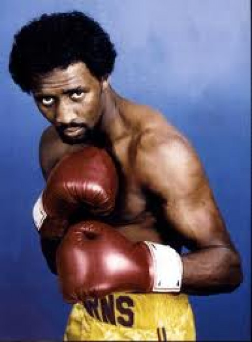 Thomas Hearns is one of the hardest punchers in boxing history. He flattened the great Roberto Duran in two rounds.
