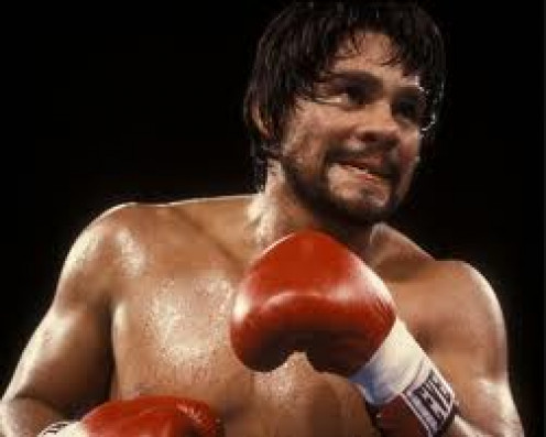 Roberto Duran was Four division terror in the squared circle. He could pound the body and rip uppercuts or dance and box from a distance.