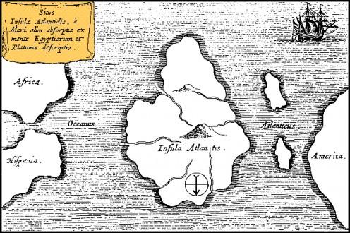 The Lost Atlantis
