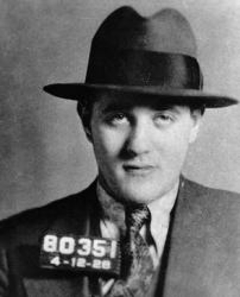 Bugsy Siegel ran casino operations while operating also in the Cosa Nostra.