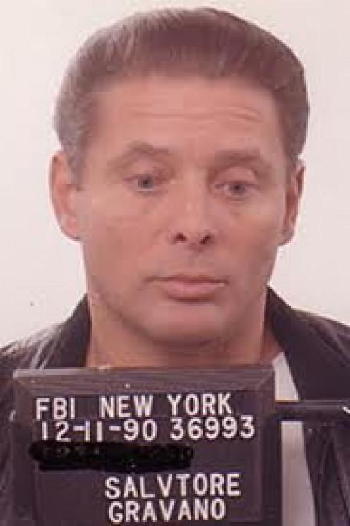 """Underboss for John Gotti, Sammy """"The Bull"""" Gravano ended up ratting out his boss for immunity."""