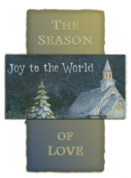 The Love of Family and Friends Highlights the Season of Love