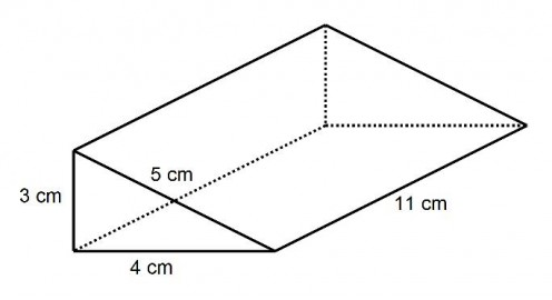 Triangular Prism Surface Area Worksheet Images & Pictures - Becuo
