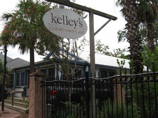 Kelley's Courtyard