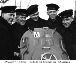 The Sullivan Brothers