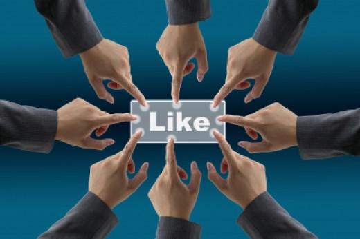 Facebook users gather around!