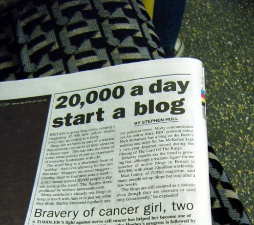 Everyone has a blog these days, but how do you start one?