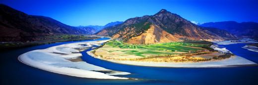 Nu River Valley