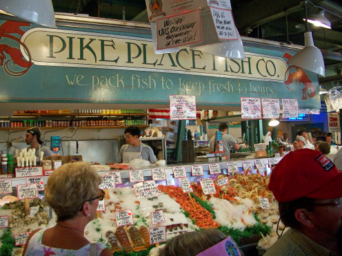 Pike Place Fish Company