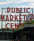 Visiting Seattle:The Pike Place Market