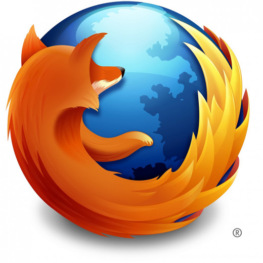 When you see this logo, you automatically think of Firefox - correct? The same came work for your blog if you create a logo. Readers will see it and automatically identify it as yours.