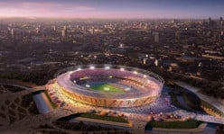 The 2012 London Olympics Alien Invasion