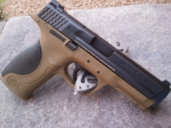Smith and Wesson M&P (Military and Police) 9mm review