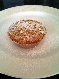 How to Bake Oaty Banana Mini Muffins