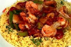 easy shrimp Creole