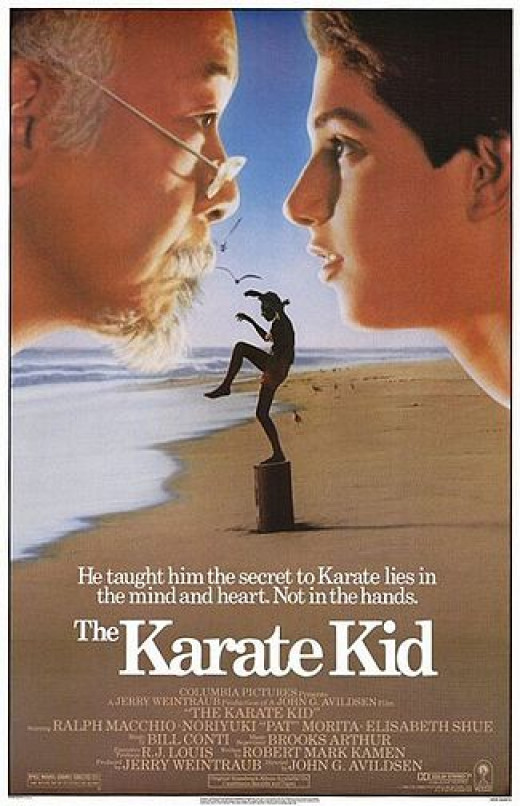 Theatrical release poster for the original 1984 film