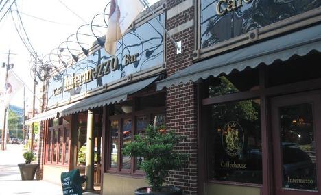 Cafe Intermezzo Brookhaven location