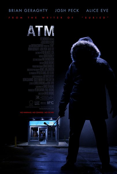 Theatrical Poster for ATM