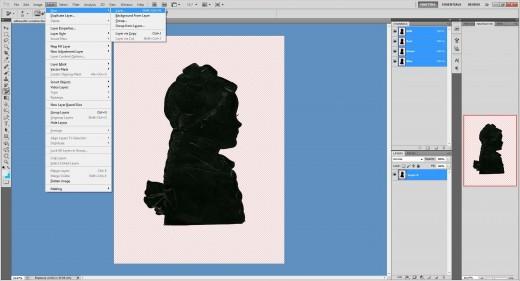(15.) Click 'New Layer'
