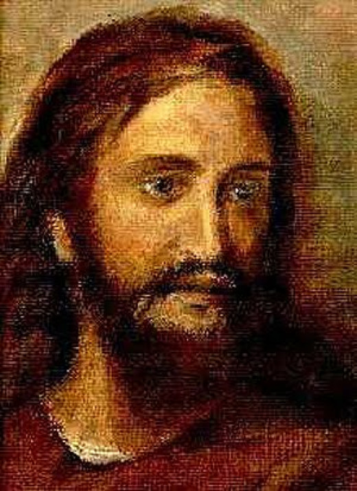 """Jesus Christ"" by Ron Keas"