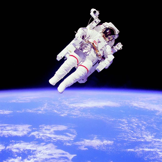 The Spaceman - a modern day phenomenon