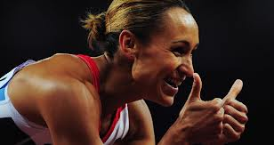 Jessica Ennis takes gold for Britain
