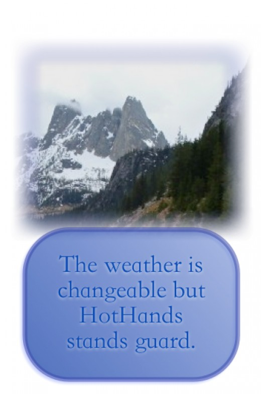 No matter how cold the temperature drops, HotHands can help!
