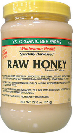 Amazing Raw Honey!