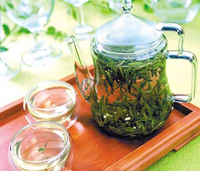 The Chinese bilouchun green tea is one of the best, most well known and gorgeous teas in China.