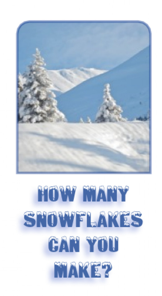 How to make a snowflake with Make-A-Flake is an interesting question!