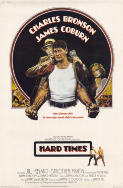 Living in Hard Times With Charles Bronson