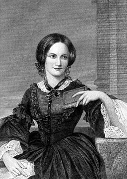 Portrait of Charlotte Brontë By Painted by Evert A. Duyckinick, based on a drawing by George Richmond [Public domain], via Wikimedia Commons