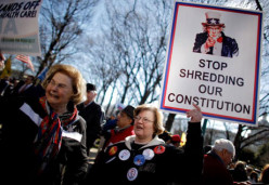 Why does the Left hate the Tea Party so much?
