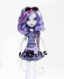 Catrine DeMew Doll From Monster High - Release Date & News