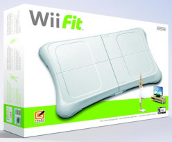 Wii Fit - It will fit you!