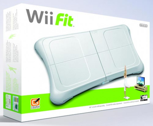 The Amazing Wii Fit Board!