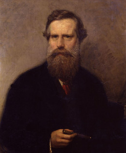 Sir William Crookes The Eminent Physicist and Chemist who attended Home's seances