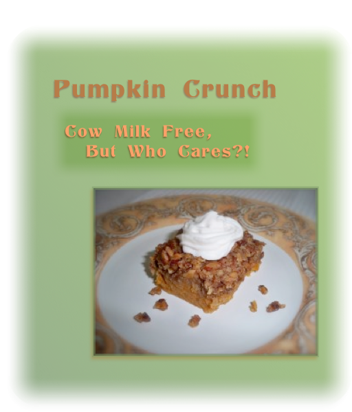 A Healthier Version Of A Rich Dessert