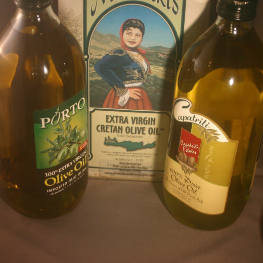 Choice Olive Oils