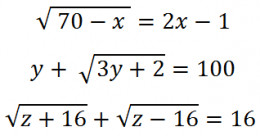 How to Solve Square Root