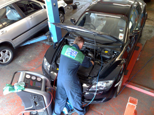 Never forget: vehicle inspection!