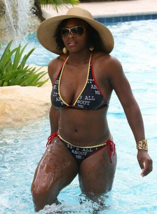 serena williams hot. Serena Williams Hot Photos: