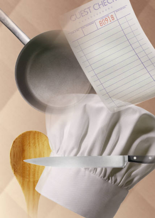 Having the right tools a chef does not make