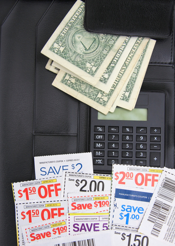 Coupons Save Us Money on Our Shopping Trips...Why Not Share the Savings.