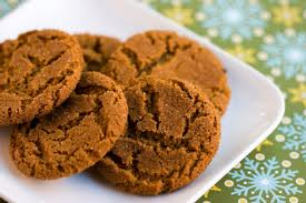 stock photo - ginger snaps